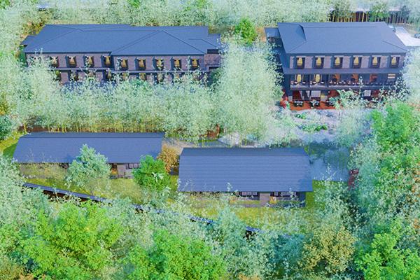 ホテル森の風 箱根仙石原