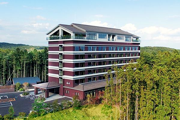 ホテル森の風 那須